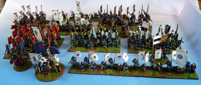 Armée de Uesugi Kenshin