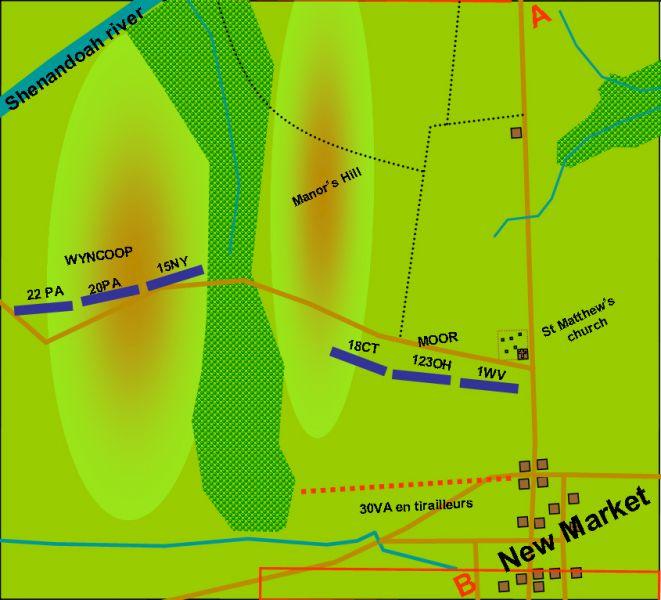 Carte scénario n°1