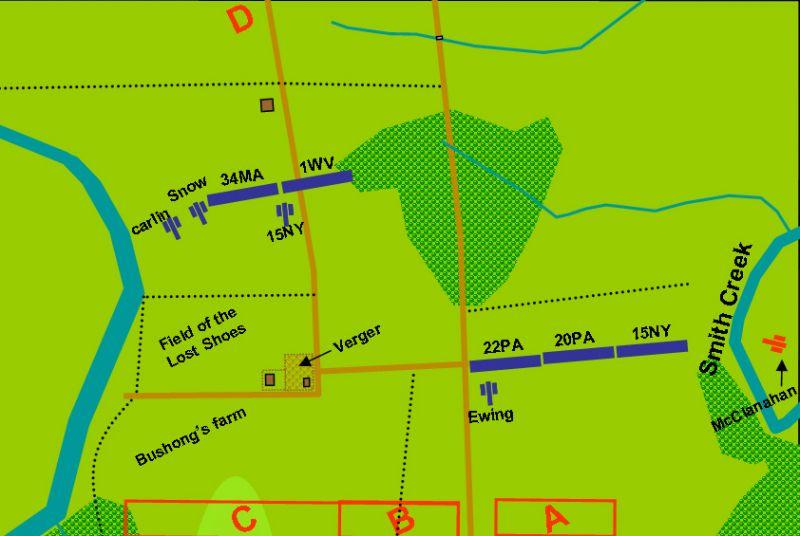 Carte scénario n°2