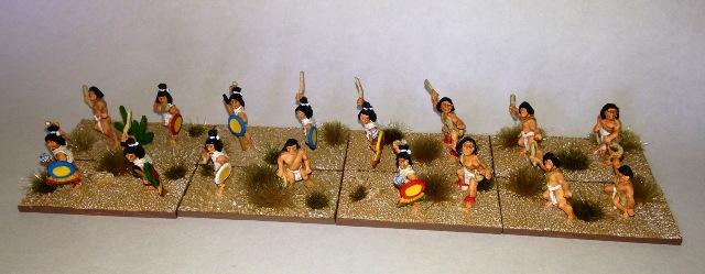Aztèques III dans Art de la Guerre photo3